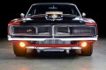 1969 Dodge Charger with a Viper V-10 Engine Swap and Twin Turbos