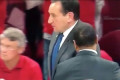 VIDEO: Mike Krzyzewski Catching Heat for Handshake With Kevin Keatts After NC State Shocked Duke