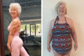 A 73-year-old who lost 60 pounds is now a fitness influencer inspiring others to improve their health