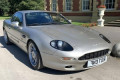 Footballer's one-off Aston Martin DB7 for sale
