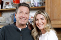 Lisa Faulkner and John Torode's Rice Krispie chicken is a huge hit with fans