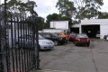 Alleged bikies storm Adelaide car yard armed with hammers and machete