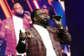 Hezekiah Walker Performs 'Every Praise' at George Floyd's Private Memorial