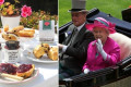 Royal Ascot afternoon tea recipes: Posh sandwiches, buttermilk scones and a classic Victoria sponge