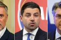 Croatian candidates: the Prime Minister, the man on the street and the folk singer