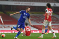 Arsenal 1-1 Leicester City: Ten-man Gunners blunted by late Vardy equaliser