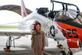 This woman is set to become US Navy's first known Black female fighter pilot