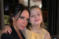 Victoria Beckham's birthday cake for Harper looks like a work of art!