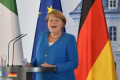 Merkel advises with Spanish Prime Minister before special EU summit