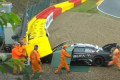 DTM Training Spa: Habsburg destroys Audi, Kubica heavily in the rain
