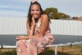 Aboriginal model with vitiligo to debut at London Fashion Week in her mother's designs