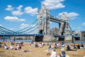 Met Office issues level 2 heat warning as temperatures soar to 37C