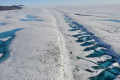 Canadian ice shelf larger than Manhattan collapses into the sea