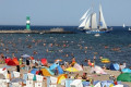 Heat weekend lures to the Baltic Sea: wave of travel rolls on