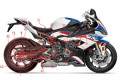BMW's Next-Gen, Swingarm-Less Carbon Fiber Superbike