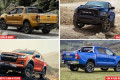 Australia's best utes are revealed