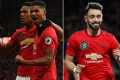 Bruno Fernandes crowned Manchester United Player of the Year..