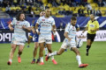 Inspired Iribaren kicks Racing into Saracens semi-final