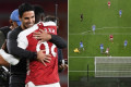Arteta rubbishes 'lucky Arsenal' claim as Moyes is left frustrated