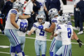 Greg Zuerlein's onside kick, field goal leads Cowboys to wild comeback win against Falcons