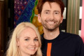 David Tennant's wife Georgia shares son Wilfred has cut off his long hair for charity