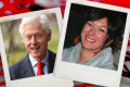 Revealed: Bill Clinton's Intimate Secret Dinner With Ghislaine Maxwell