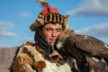 Mongolia's most eligible eagle hunter