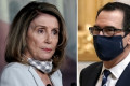 Mnuchin says he and Pelosi have agreed to restart coronavirus stimulus talks