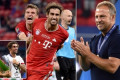 Bayern boss Hansi Flick pays tribute to Super Cup winner Javi Martinez