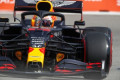 "Horner: ""One of his best laps this season"" for Verstappen front row at Russian GP"