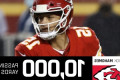 Patrick Mahomes fastest to 10,000 passing yards in NFL history