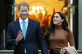 Prince Harry & Meghan Markle Deny Report They Will Star In New Netflix Reality Show