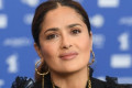 Salma Hayek's fans defend her appearance in latest photo