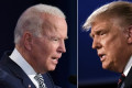 Biden opens up 13-point lead over Trump in new national poll