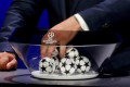 The Champions League draw live