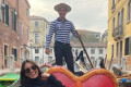 Melanie Sykes, 50, blasts trolls over 6-day fling with gondolier, 23, in Italy