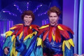 Mask Singer: Igor and Grichka Bogdanoff were hiding under the costumes of the parrots!