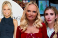 Kristin Chenoweth has 'real sisterhood' with Emma Roberts on Holidate