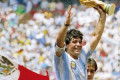 Argentina legend Maradona dies at 60 after suffering heart attack
