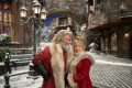 'Christmas Chronicles 2' director says the Santa's village set is even larger than the Great Hall in 'Harry Potter'