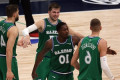 Kristaps Porzingis sparks Dallas Mavericks fourth quarter burst in win over Milwaukee Bucks